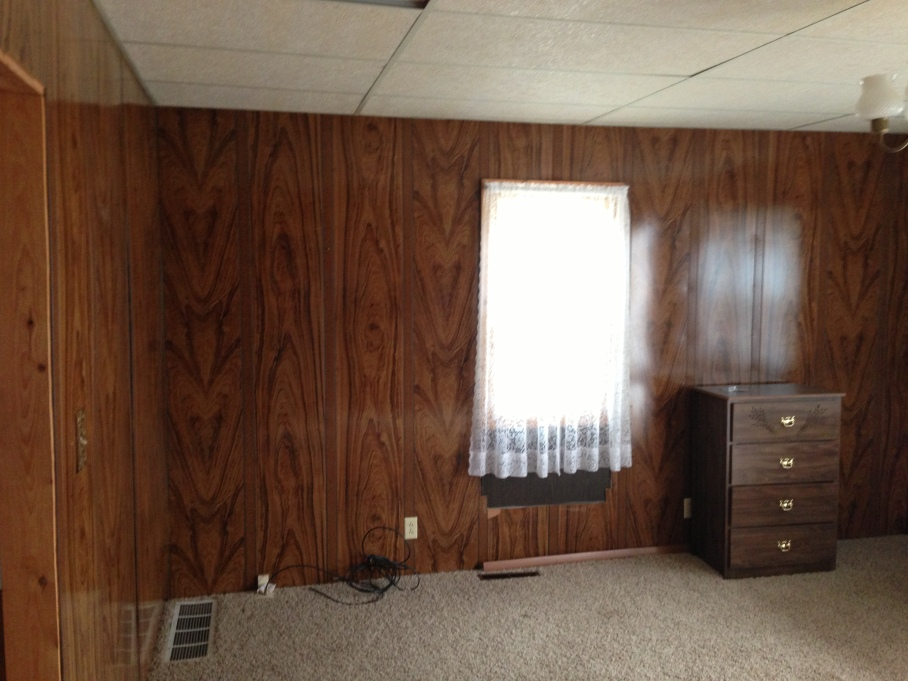 Living room carpet was fairly new, but still.
